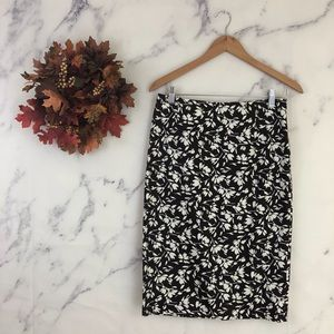 Ralph Lauren Floral Pencil Skirt